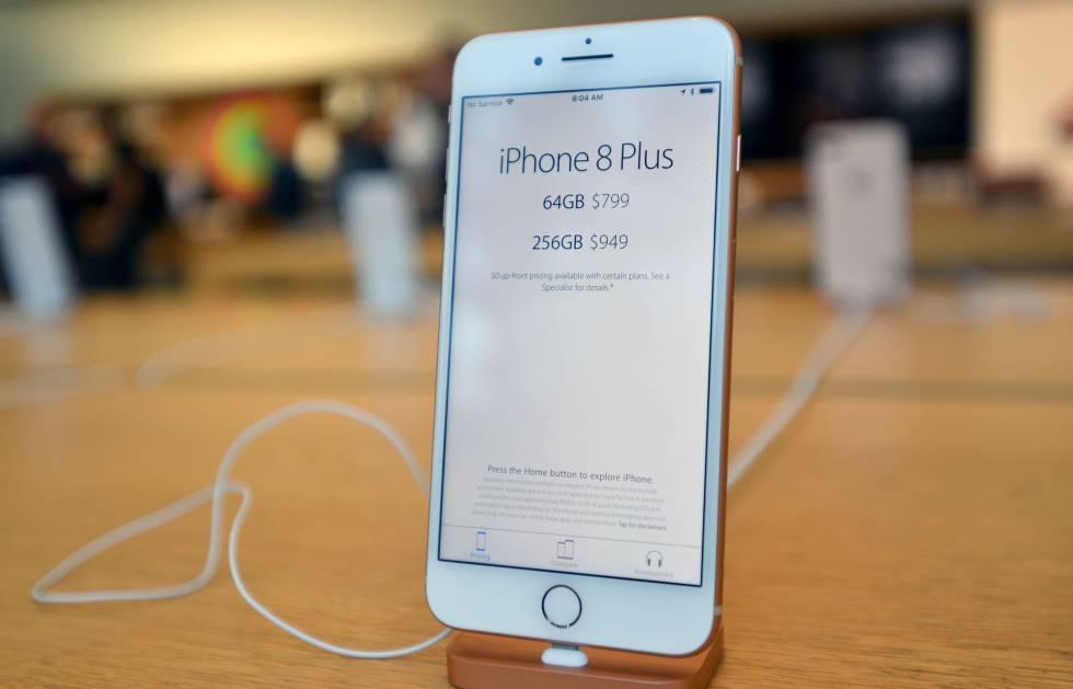 Testamos a fundo o iPhone 8 Plus  mais (e melhores) fotos   Tecnologia   EL  PAÍS Brasil b55eeeaa5d