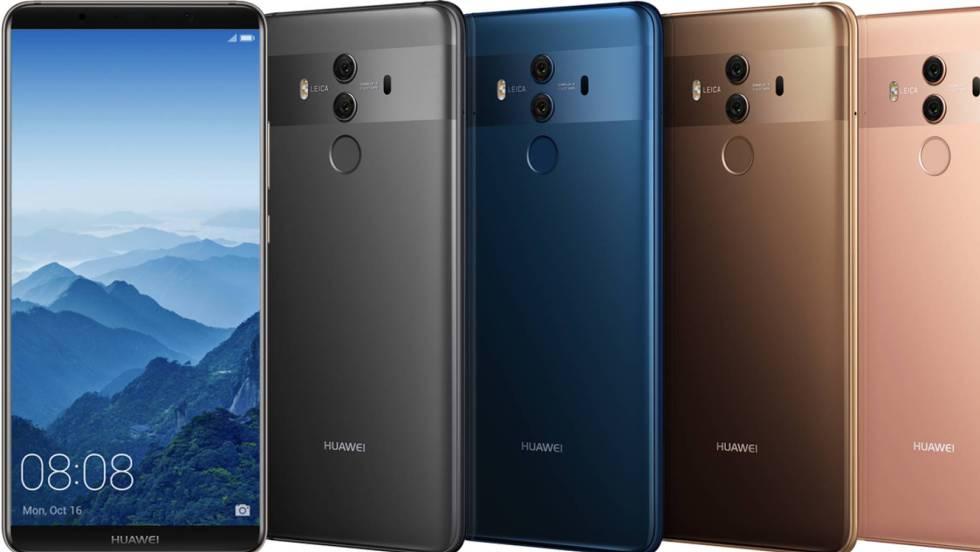 Huawei Mate 10: inteligencia artificial en el móvil