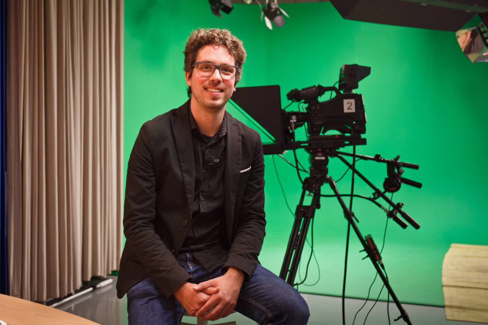 Aarón Rodríguez, autor del estudio.