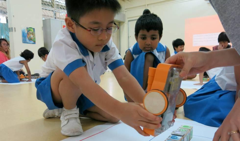 Los lenguajes de programación para niños cumplen medio siglo
