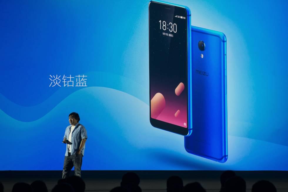 Meizu lanza su primer móvil \'todo pantalla\' para combatir a Xiaomi ...