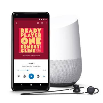 Pixel, Pixel Buds y Google Home, tres aparatos compatibles con el asistente.