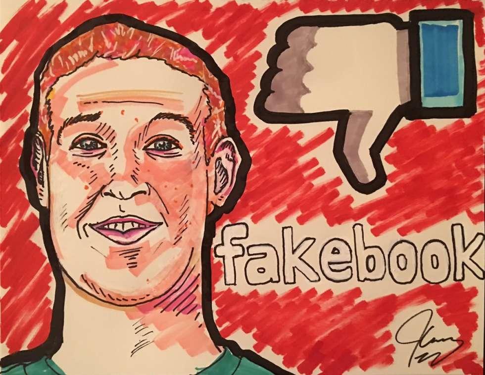 Rebelión contra las redes sociales
