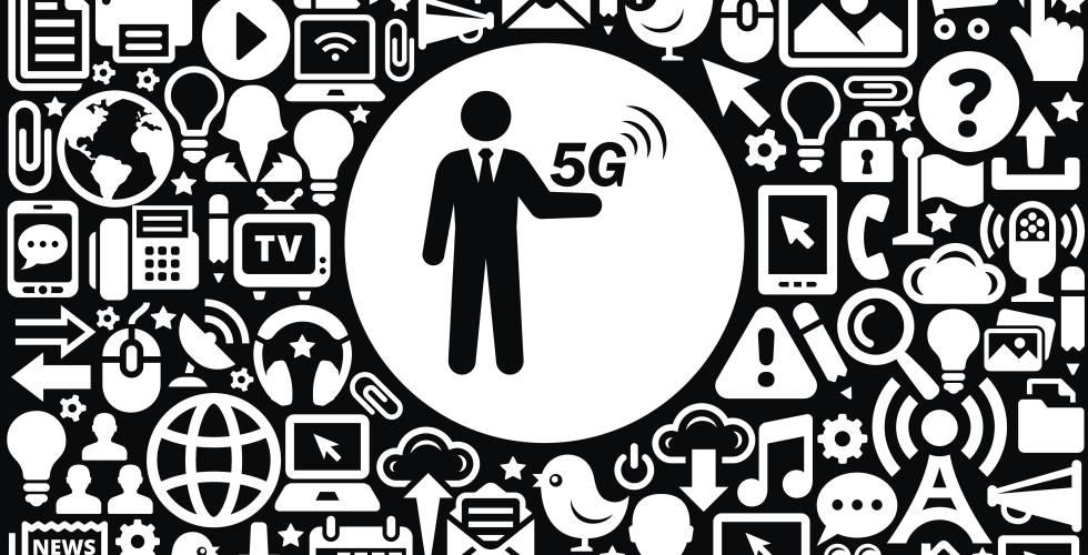 Resultado de imagen para 5G, una red más potente para soportar un futuro más móvil