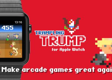 Trump en tu Apple Watch