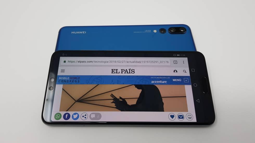 Huawei P20 Pro: el gran salto adelante en la foto con móvil gracias a su triple cámara
