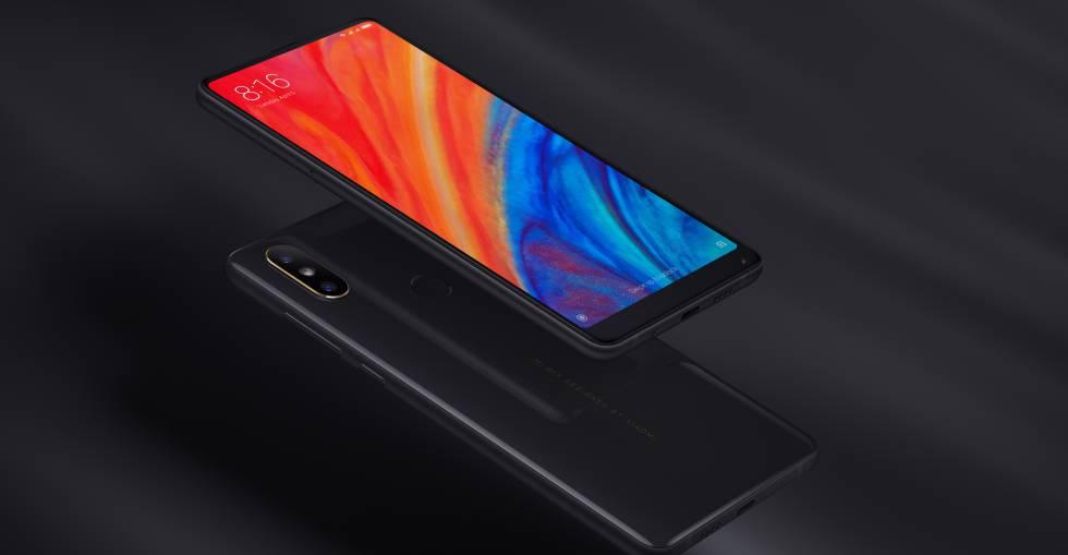 Xiaomi Mi MIX 2S.