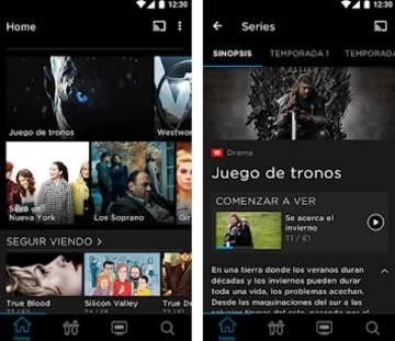 Las mejores aplicaciones para ver series y películas en