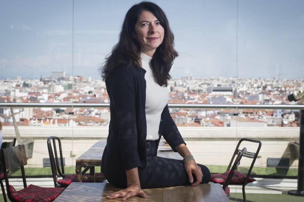 La investigadora Deirdre K. Mulligan en Madrid.