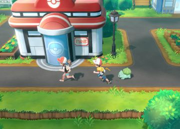 'Pokémon Let's Go Pikachu' y 'Let's Go Eevee' llegan a Nintendo Switch
