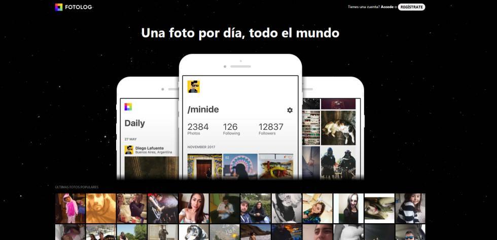 """Telefónica relanza Fotolog, """"la primera gran red social"""""""
