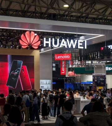 Visitantes de la Consumer Electronics Show (CES) Asia in Shanghái.