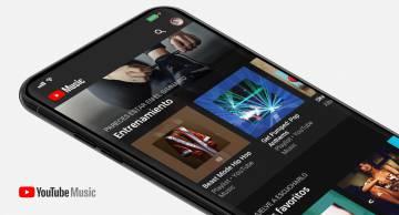 El nuevo servicio YouTube Music está disponible para móvil y ordenador.