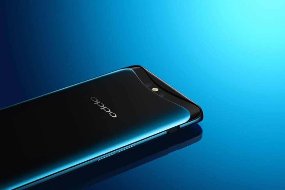 Oppo llega a España con el Find X, el móvil que esconde las cámaras cuando no las usas