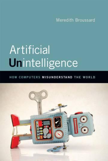 La portada del libro que critica la inteligencia artificial.