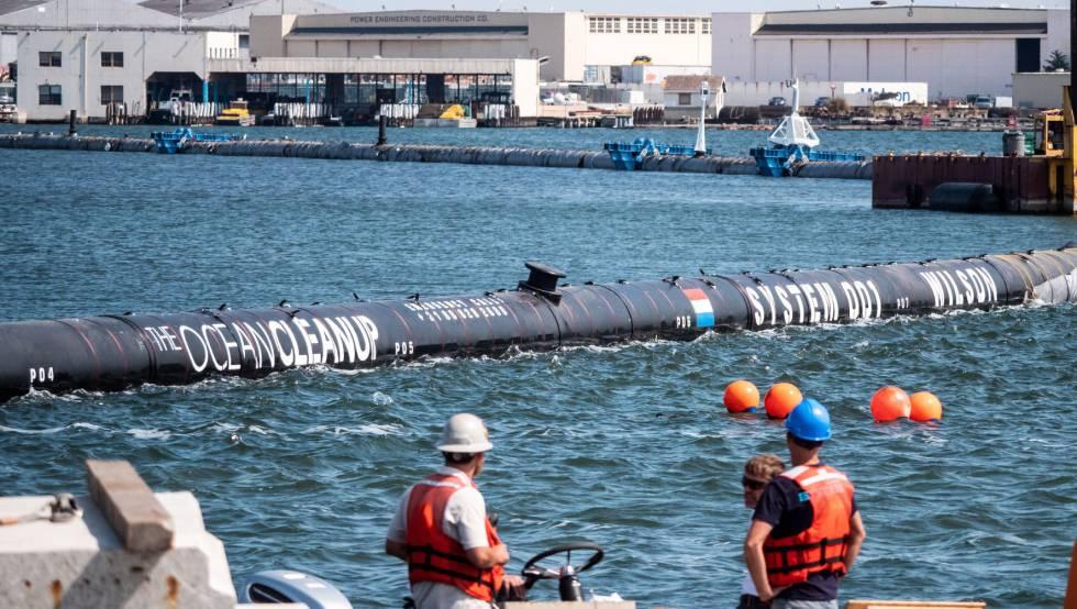 """Uma nova tecnologia para desmantelar o maior """"lixão"""" de plástico do Pacífico"""