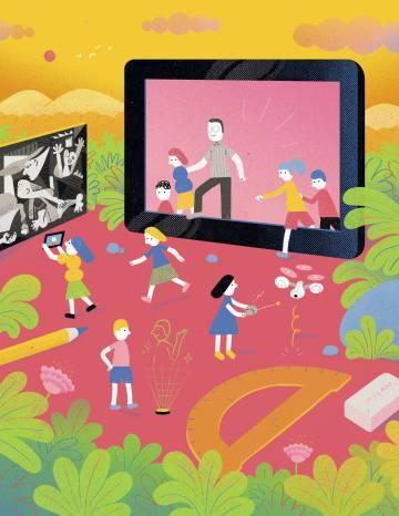 Herramientas digitales para mejorar la educación
