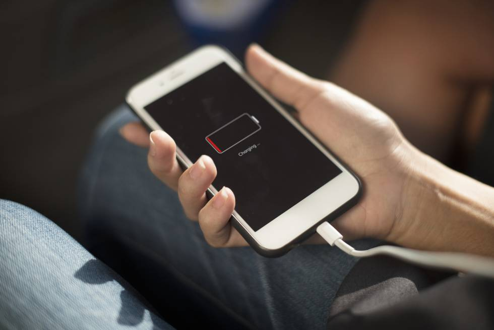 Cómo calibrar la batería del móvil