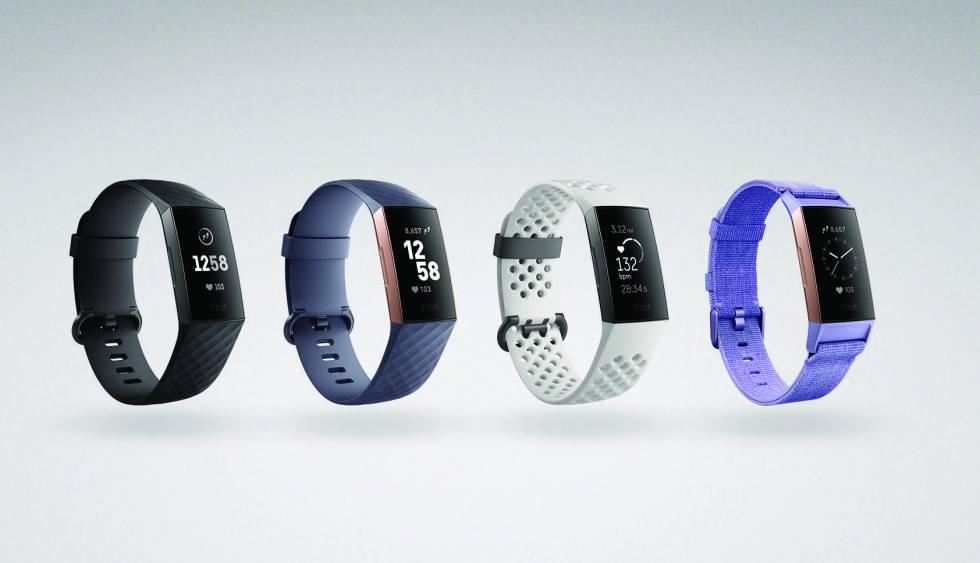 2a5e9486c5f8 Fitbit Charge 3: la pulsera de actividad más exitosa se renueva ...