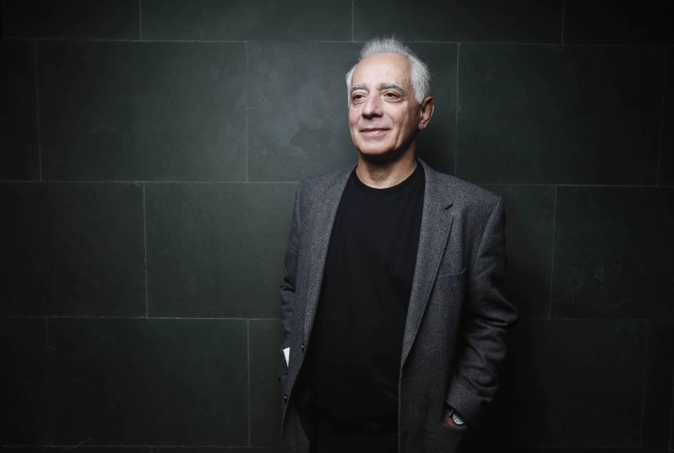 Jannis Kallinikos, fotografiado en Madrid.