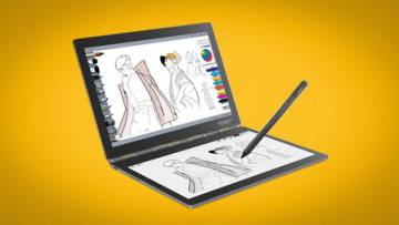 Lenovo Yoga Book C930.