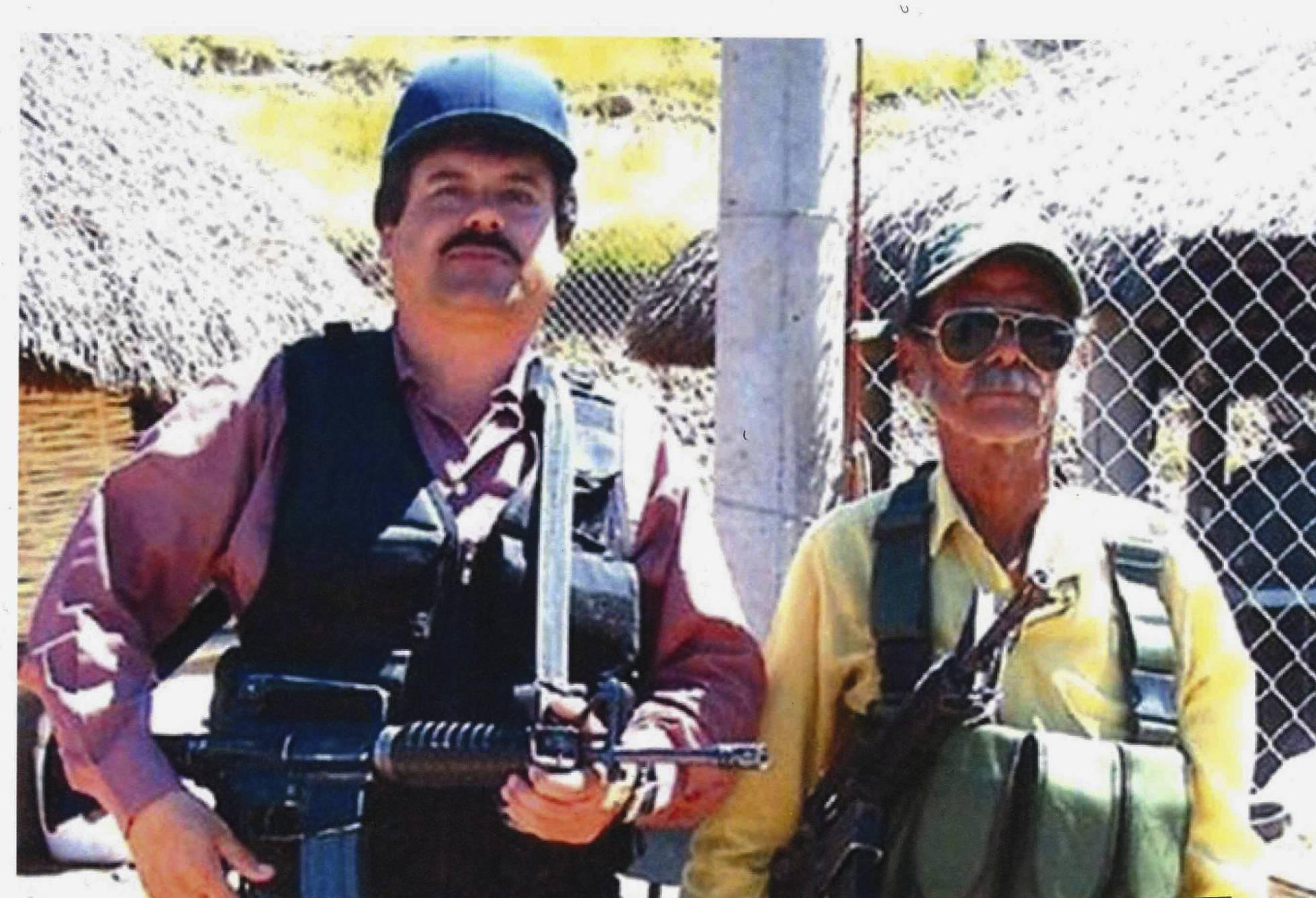 Así es el móvil de un narcotraficante como El Chapo
