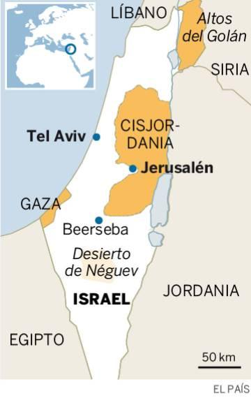 Beerseba, el centro de la inteligencia israelí