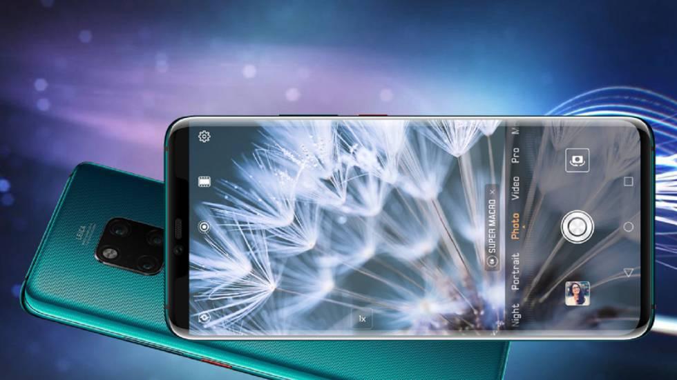Inteligencia artificial para ahorrar batería y hacer fotos profesionales con el móvil