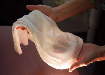 4b5465fbd Este tejido cambia de estructura para regular la temperatura corporal