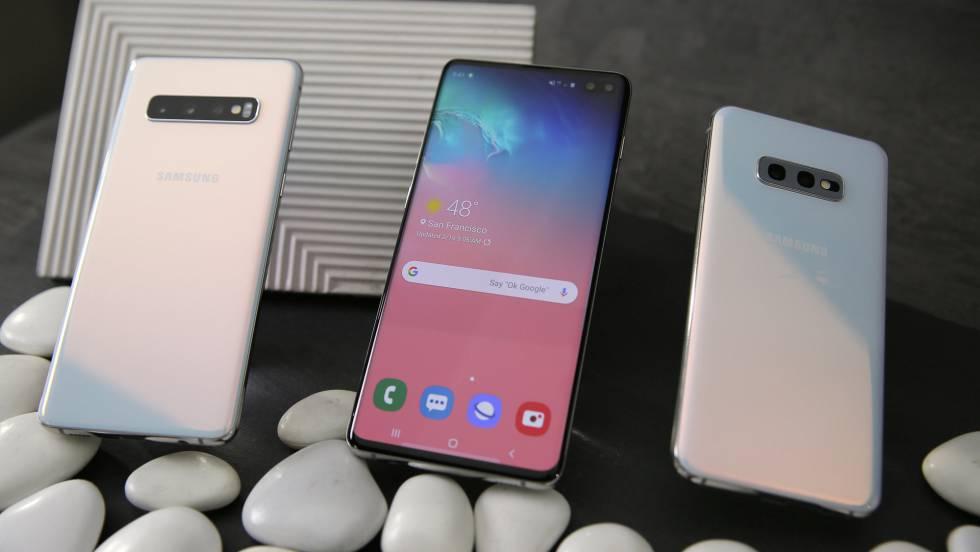 Os novos Samsung Galaxy S10, S10+ e S10e. Em vídeo, anúncio dos novos modelos.
