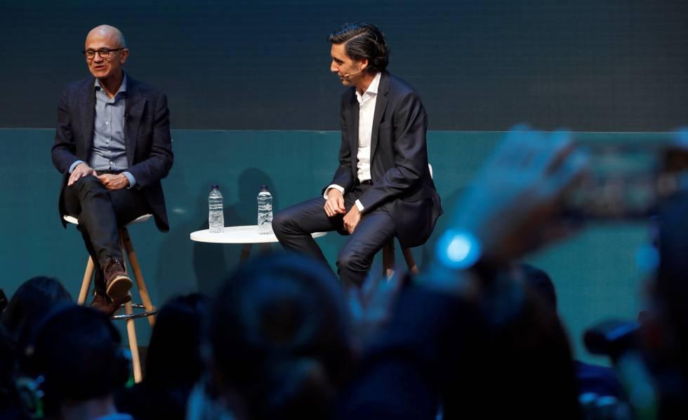 Microsoft creará una nueva región de datos en España para dar servicios con Telefónica