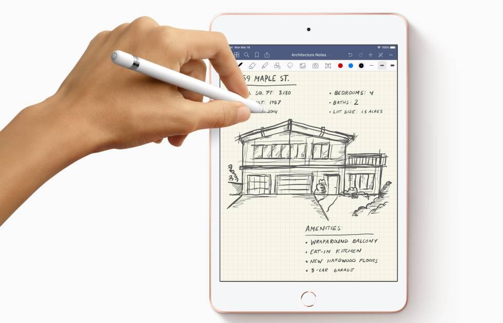 Nuevo iPad mini.