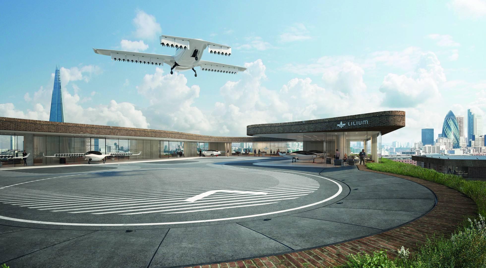 Una compañía europea supera la primera prueba de su taxi volador urbano 1558632570_193057_1558633325_sumario_normal_recorte1