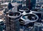 Una compañía europea supera la primera prueba de su taxi volador urbano