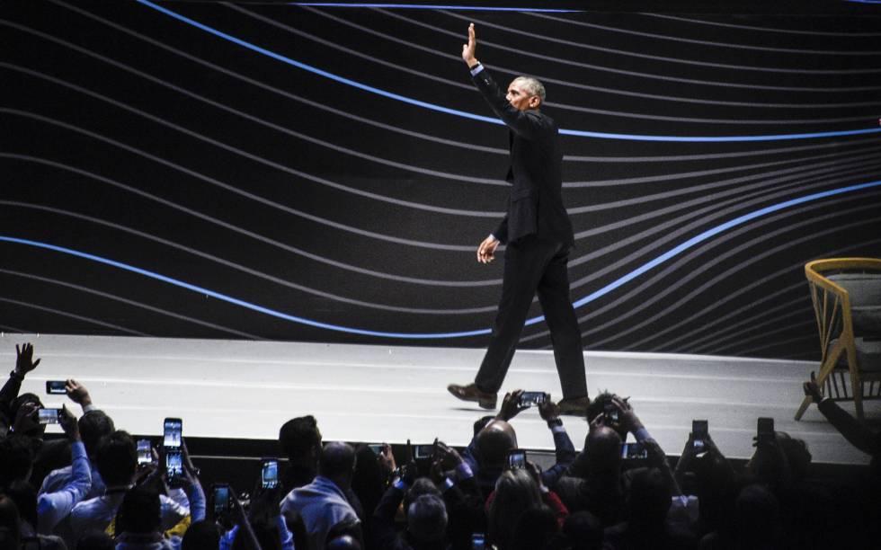 1559091818 351489 1559092487 sumario normal - Obama señala los bulos como uno de los mayores problemas de Internet