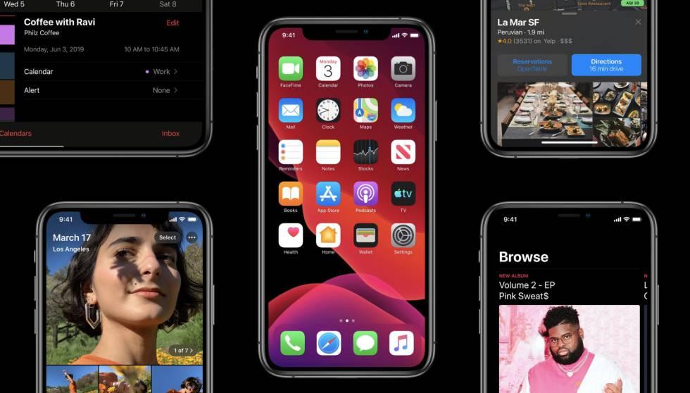 c3618d5d222 Probamos iOS 13: multitud de cambios, refinamientos y el esperado ...