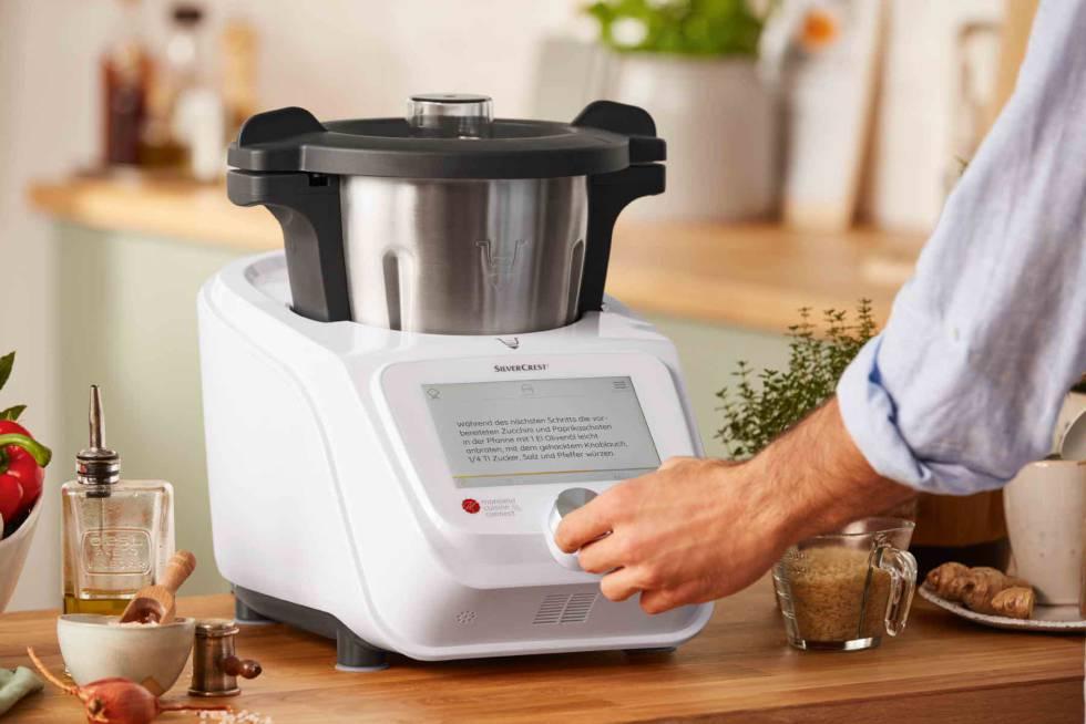 robot cocina lidl monsieur cuisine