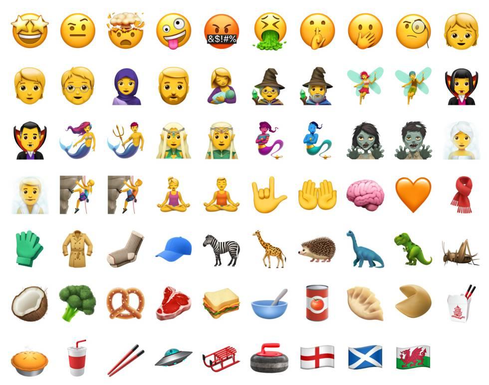 Los emoticonos se convierten en un lenguaje universal objeto de estudio