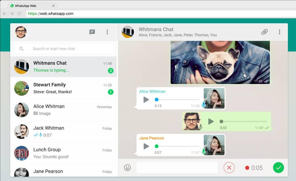 WhatsApp pc descargar gratis