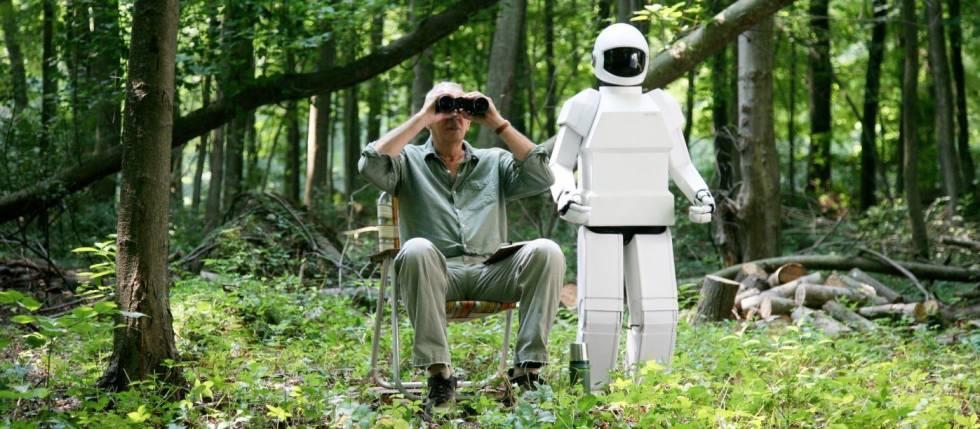 Cómo querer a un robot