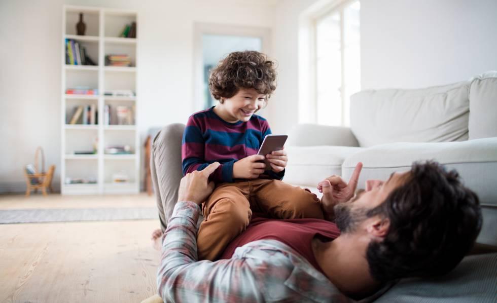 Consejos para introducir a los niños en el buen uso de la tecnología