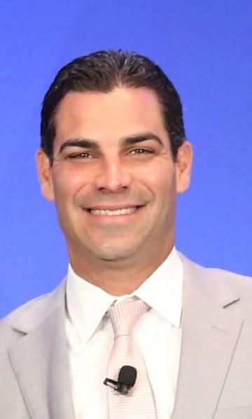 El alcalde de Miami, Francis Suárez.