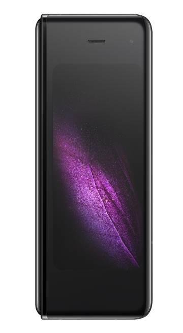 Galaxy Fold, el teléfono plegable de Samsung, a prueba