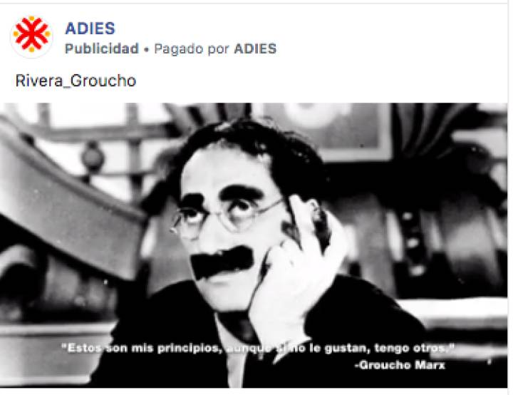 Páginas falsas de Facebook a favor del PP se gastan hasta 40.000 euros en anuncios