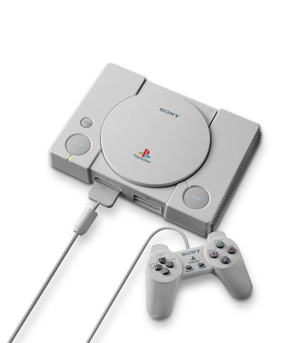 The unforgettable first Sony console