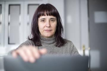 Laura Ribes, desarrolladora en Signaturit.