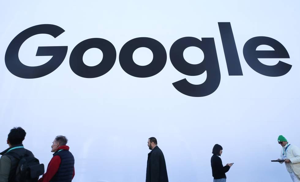 Pabellón de Google en el CES