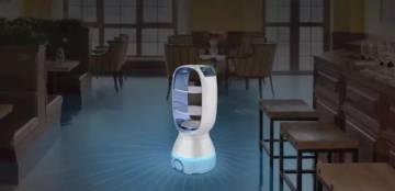 El robot maní