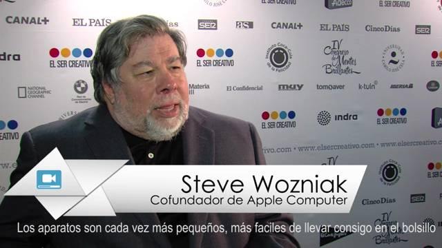 """Steve Wozniak: """"Android salió de una mente que trabajaba en Apple"""""""