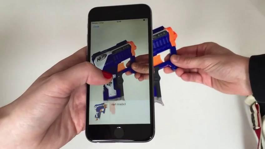 Google compra una 'start-up' que permite al móvil reconocer objetos